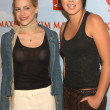 Michelle Branch and Brittany Murphy - Foto Stock