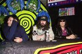 Pete Yorn, Rob Zombie and Johnny Ramone — Stock Photo