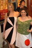 Deborah Gibson and Marissa Jaret Winokur — Stock Photo