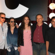 Elden Henson, Michael McCall, Sarah Rivas, Jordan Melamed and Cody Lightning — Foto de Stock