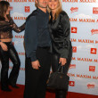 Gena Lee Nolin and boyfriend - Foto de Stock