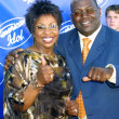 Постер, плакат: Gladys Knight and Randy Jackson
