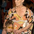 Jennie Garth and daughter Luca Bella — 图库照片