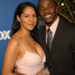 Stockfoto: Derek Luke and Sophia