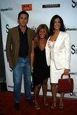 Jean Dousset, Jessica Galvan and Maria Bravo — Stock Photo