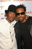 Marlon and Shawn Wayans — Stock Photo