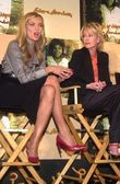 Esther Canadas and Melanie Griffith — Stock Photo