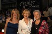 Susan Olsen, Florence Henderson and Ann B. Davis — Stockfoto