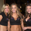 Renee Roberts, Sarah Winchester and Cindy Herb - Foto de Stock