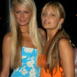 Paris Hilton and Nicole Richie — Stock Photo
