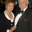 Ernest Borgnine and wife Tova — Stock Photo #17733337