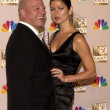 Michael Chiklis and Jill Hennessey - Foto de Stock