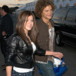 Kelly Clarkson and Justin Guarini - Foto Stock