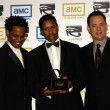 Stockfoto: Jamie Foxx, Denzel Washington and Tom Hanks