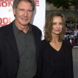 Harrison Ford and Calista Flockhart — Stockfoto