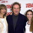 Постер, плакат: Eric Idle with wife Tanya and daughter Lily