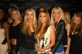 Jaime Pressly, Cyia Batten, Carmen Electra, Kasey Campbell and Robin Antin — Stock Photo