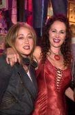 Jennifer Blanc and mother Jenise Blanc — Stock Photo
