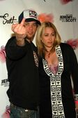 Paul Shugerman and Jennifer Blanc — Stock Photo