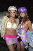Lisa Arturo and Patricia Brown — Stock Photo