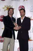Gary Oldman and David Heyman — Stock Photo