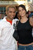 Tony Kanal and Erin Lokitz — Stock Photo