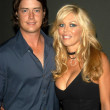 Jeremy London and Melissa — ストック写真