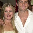 Alison Sweeney and Kyle Brandt — Photo