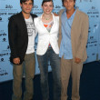 Gael Garcia Bernal, Leonor Watling and Diego Luna - Stock Photo