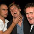 Vinnie Jones, Chris Breed and Colm Meaney - Foto Stock