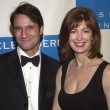 Luke Evnin and Dana Delany - Stock Photo