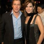 ������, ������: Hugh Grant and Sandra Bullock