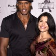 Stock Photo: Henry Simmons and Lauren Sanchez