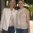 Kelly Rutherford and mother Ann Edwards — Stock Photo
