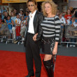 Virginia Madsen and Yoshiki  — 图库照片
