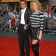 Virginia Madsen and Yoshiki — Foto de stock #17749689
