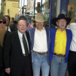 Billy Gibbons, Earl Scruggs, Dwight Yoakam, Buck Owens and Vince Vaughn — Photo