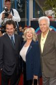 Dennis Miller, Connie Stevens and Jack Jones — Stock Photo