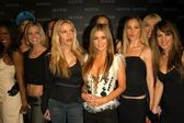 Jaime Pressly, Cyia Batten, Carmen Electra, Christina Applegate and Robin Antin — Stock Photo