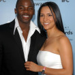 Постер, плакат: Derek Luke and wife