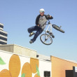 BMX Performer — Stock Photo #17753407