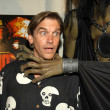 Stock Photo: Bill Moseley with corpse