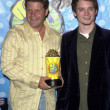 Постер, плакат: Sean Astin and Elijah Wood