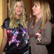 Tori Spelling and Kathy Griffin — Stock Photo