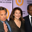 William Friedkin, and Sherry Lansing, and Sidney Poitier — Stock Photo