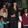 Постер, плакат: Nicole Murphy and children