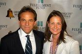 Jim Wiatt and Elizabeth Wiatt — Stock Photo
