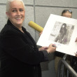 Grace Slick — Stock Photo