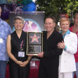 Jack Lalanne and family members Danny, Yvonne, Jack, Elaine and Jon - Stock Photo
