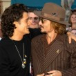 Постер, плакат: Johnny Depp and Orlando Bloom